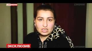 Депортированная из России мигрантка просит вернуть ей детей(Депортированная из России мигрантка просит вернуть ей детей NEWSBRIGADASVIDETELEI http://www.youtube.com/c/NEWSBRIGADASVIDETELEI ..., 2015-11-13T11:48:11.000Z)