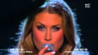 Erik Segerstedt och Tone Damli - Hello Goodbye @ Melodifestivalen 2013 YouTube Videos