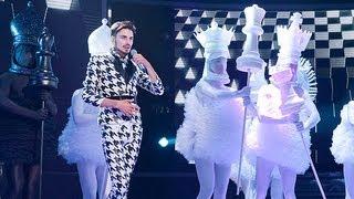 Rylan Clark sings Abba's Mamma Mia - Live Week 8 - The X Factor UK 2012