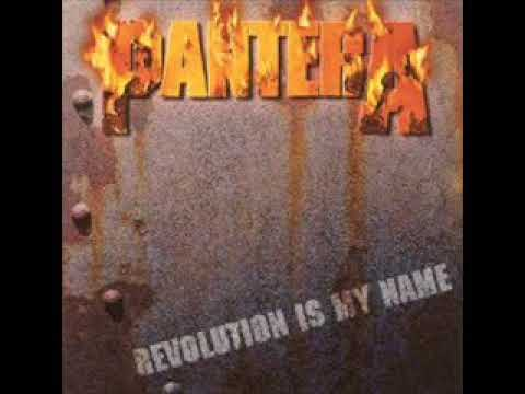 Pantera - Revolution is my name  (instrumental) mp3