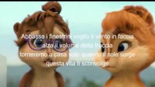Roma-Bangkok - Baby K ft.Giusy-(karaoke)-by sCracchino