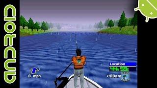 Bass Masters 2000 | NVIDIA SHIELD Android TV | Mupen64Plus AE Emulator [1080p] | Nintendo 64