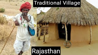 [23] Traditional village Rajasthan