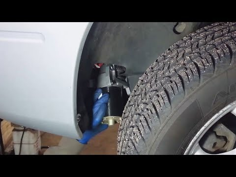 2001 2005 Dohc 3 0 Ford Taurus Starter Replacement Remove