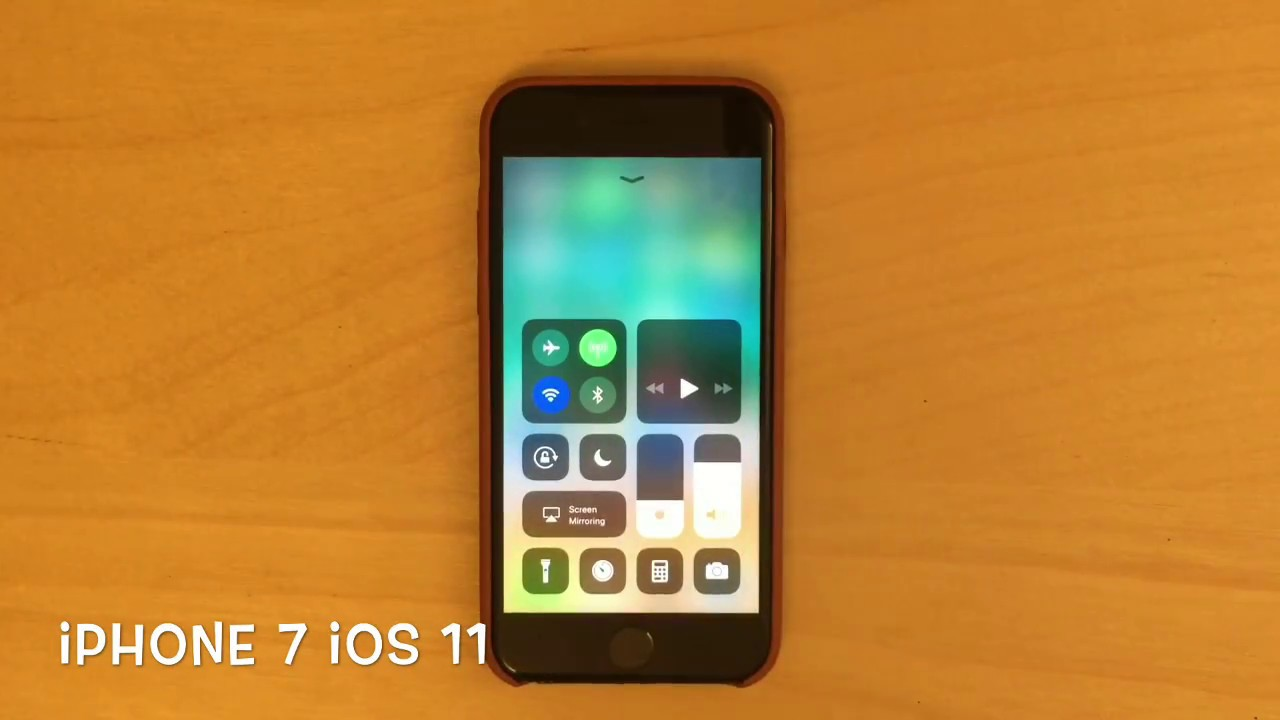 ios 8 on iphone 4 ios 11 beta on iphone 7 17327