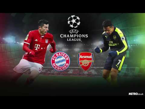 arsenal bayern free stream