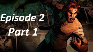 Interrogating Tweedle Dee!!! - The Wolf Among Us - Episode 2 - Part 1