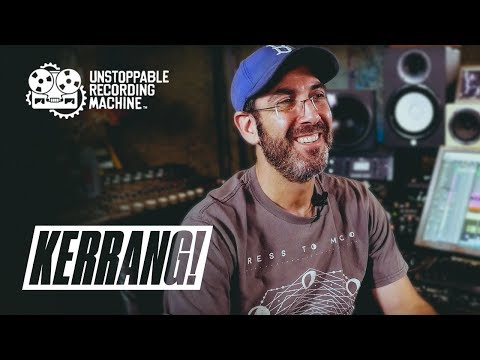 Machine (Lamb of God, Clutch) On His Role As A Record Producer