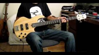 Tool - Intension (Bass Cover)
