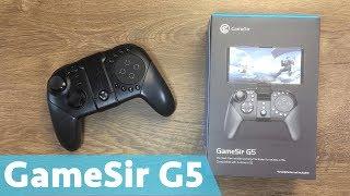 Обзор GameSir G5 | Идеальный геймпад для мобильных игр?