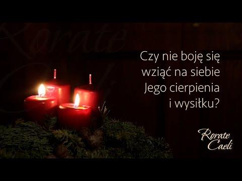 #RorateCaeli - środa, 9 grudnia - Słodkie jarzmo