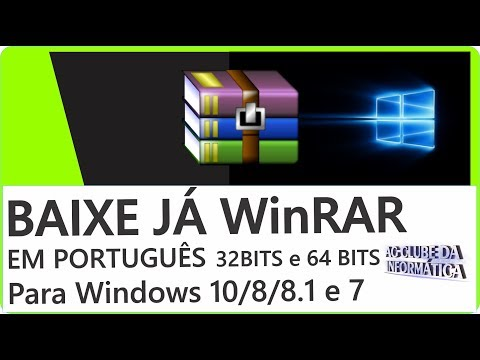winrar download gratis portugues windows 7 64 bits