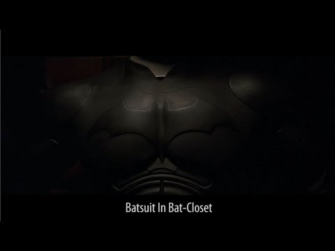 Batman's Wonderful Toys - The Gadgets & Gear Of The Nolan Batman Universe
