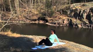 Yoga för alla - Ryggyoga block D (L)