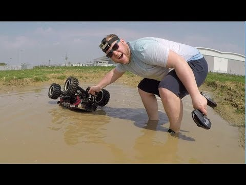 Traxxas X-MAXX 8S The RC Hazard!