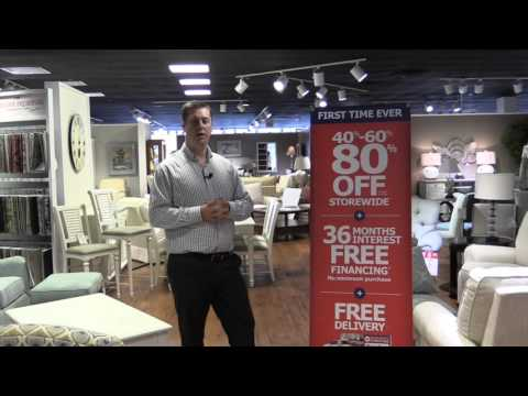 Clearwater furniture store, Hudson's, financing, replacement plan, delivery