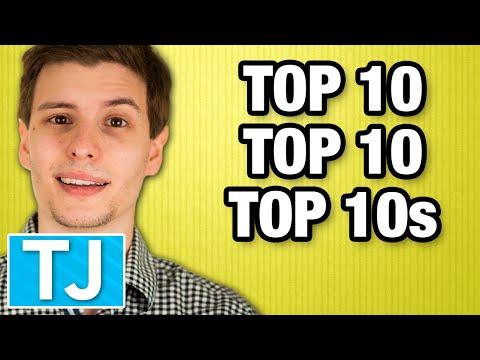 Top 10 Top 10 Top 10 Lists!