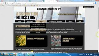Anderson Step 3 Final Website Project summary
