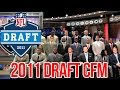 2011 DRAFT MADDEN 17 CONNECTED FRANCHISE MODE | Best Draft Class EVER?
