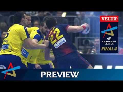 FC Barcelona Vs KS Vive Tauron Kielce - Preview - 2015 VELUX EHF FINAL4