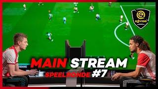 MAIN STREAM I SPEELRONDE 7 I eDivisie 2019-2020 FIFA20