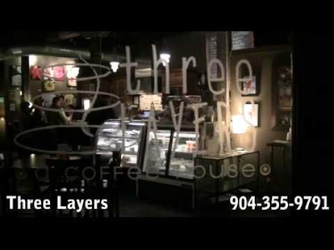 Three Layers: A Coffeehouse