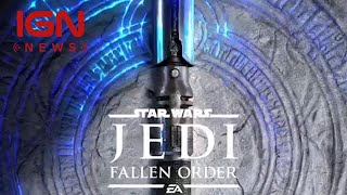 EA Posts Cryptic Tease for Star Wars Jedi: Fallen Order Ahead of Announcement - IGN News