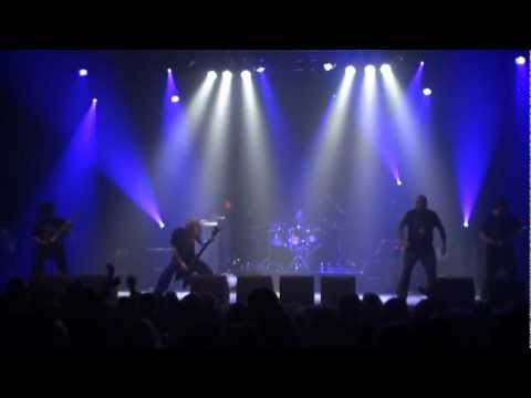 Suffocation - Funeral Inception  LIVE ( Neurotic Deathfest 2012 )