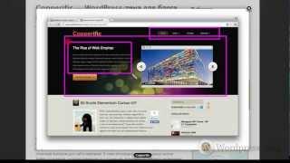 Уроки WordPress. Як налаштувати і оформити тему Copperific на WordPress