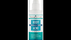 hqdefault - Nature's Cure Body Acne Treatment Spray