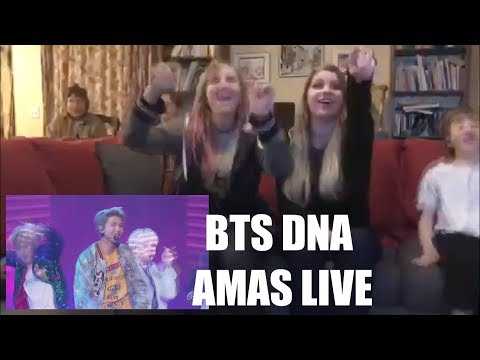 BTS AMAs LIVE Performance U.S Debut Reaction ( SO PROUD OF YOU BTS, ARMY FOR LIFE!)