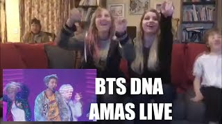 bts amas live performance u s debut reaction so proud of you bts army for life