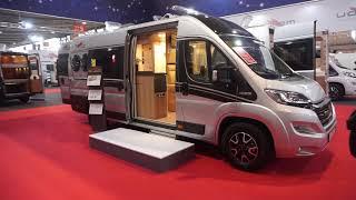The modern campervan that got me started in vanlife