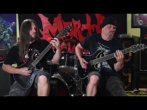 Morta Skuld - Breathe in the Black (from Wounds Deeper than Time)