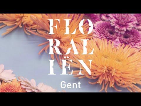 Floraliën Gent 2016 - Royal opening with Queen Mathilde & King Philippeиз YouTube · Длительность: 39 с