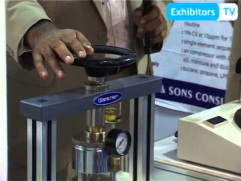 Lab Testing & Quality Control Equipment by A & Sons Consultant (Exhibitors  TV @ Health Asia 2013)