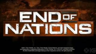 End of Nations: RTS Goes Massive Trailer