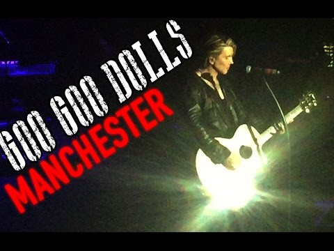 THE GOO GOO DOLLS - Manchester, England 2016