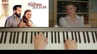 """Мелодия из сериала """"Султан моего сердца"""" на фортепиано 💞💞💞/ Подробный разбор🎹🎹🎹"""