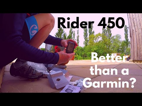 Bryton Rider 450 Bike GPS Review (vs Wahoo ELEMNT Bolt and Garmin Edge 520) ¦ SPORTIVE CYCLIST
