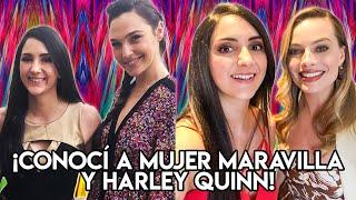 ¡Conocí a Gal Gadot y Margot Robbie! || Mi experiencia en Comic Con Brasil