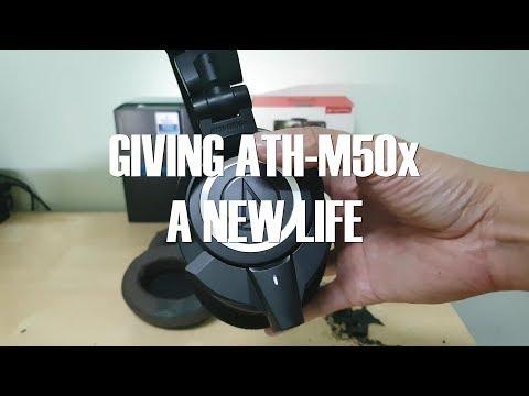 Breathing New Life To ATH-M50x   FiiO BTA10 Unboxing
