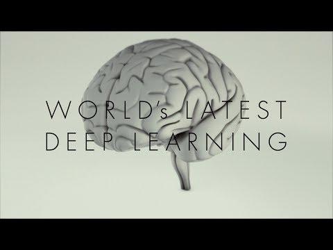 Innovation Japan : World's Latest Deep Learning