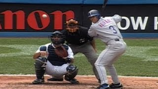 A-Rod crushes eephus pitch for home run