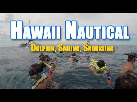Hawaii Nautical Snorkling Trip
