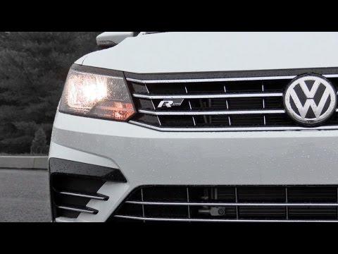 2017 Volkswagen Passat R-Line: Review