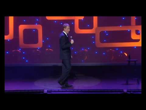 Patrick Kielty on Airlines and Suicide Bombers