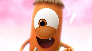 Spookiz | Zizi Surprises Kebi | 스푸키즈 | Funny Cartoon | Kids Cartoons | Videos for Kids