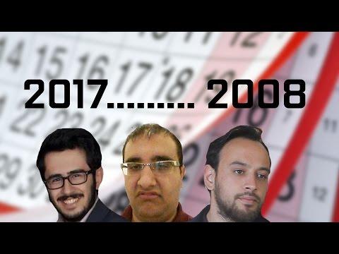 OYUNLARLA ZAMANDA YOLCULUK - FİNAL (2017'den 2008)