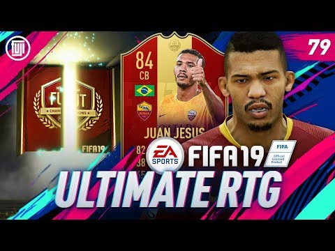 RED REWARDS!!! ULTIMATE RTG - #79 - FIFA 19 Ultimate Team